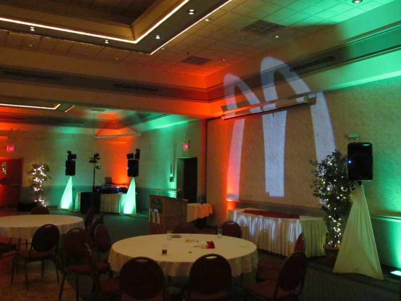 Professional Corporate DJ in Nova Scotia, Halifax, Canada for Staff Holiday Party