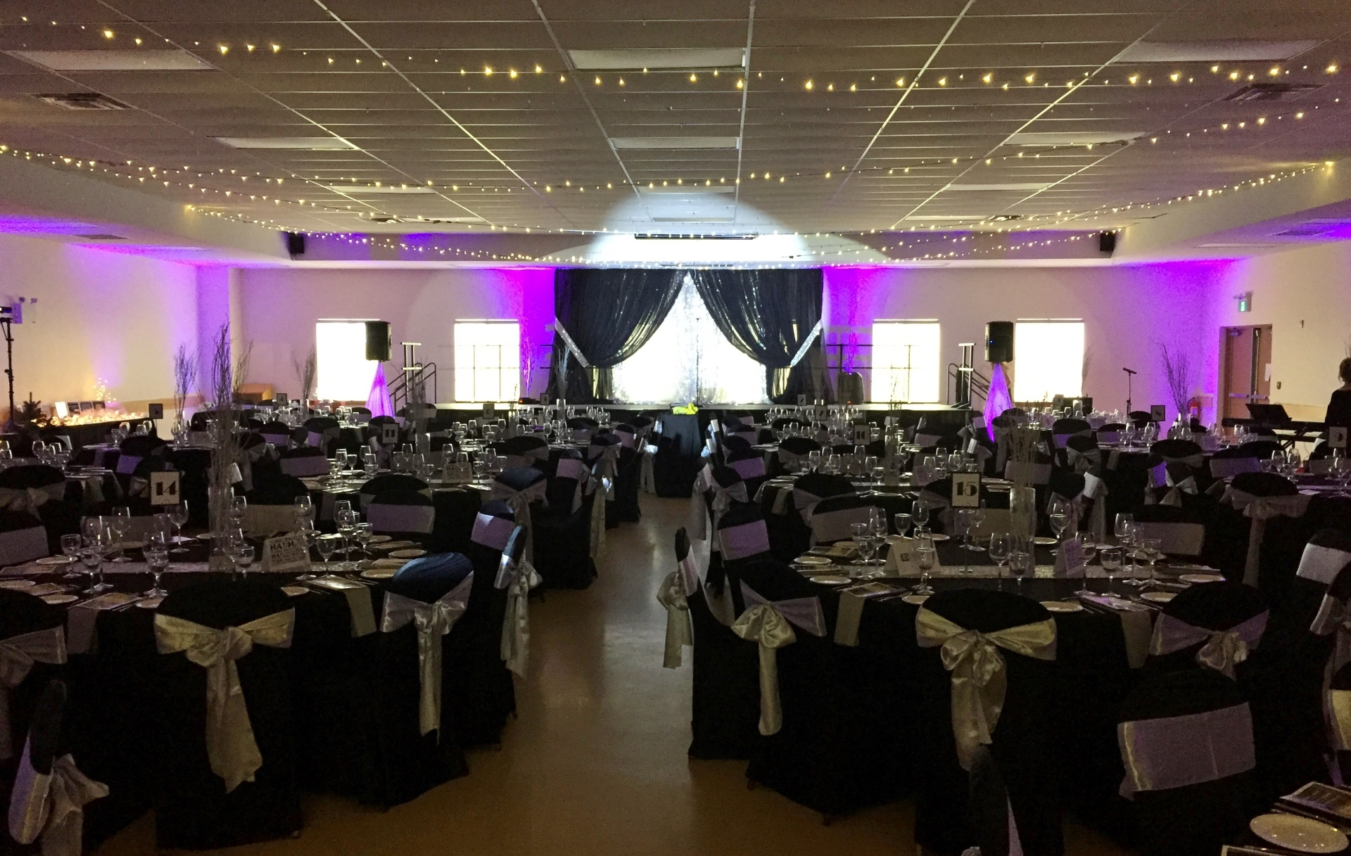 AV Production Services in Halifax, Nova Scotia for Galas & Banquets