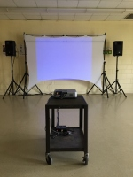 Professional AV Productions in Nova Scotia, Halifax - Projector, Video Screen