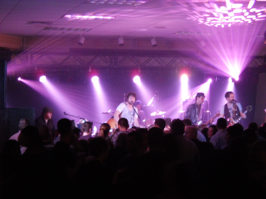 Professional AV Productions in Nova Scotia, Halifax - Pre-Show Music for The Trews