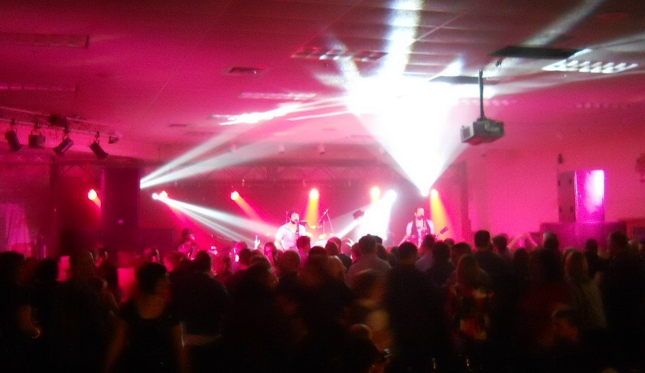 Professional AV Production Services in Halifax, Nova Scotia - Post-Show Music for the Trews