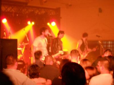 AV Productions in Halifax, Nova Scotia - The Trews Live