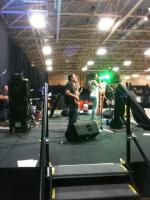 Light and Sound Production in Nova Scotia - Band Main Stage Acts for Relay for Life