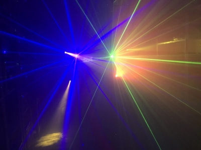 School Dances in Nova Scotia, Halifax - LED and Laser Effects