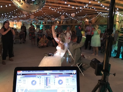 Bride & Groom Interactive Game, DJ in Nova Scotia, Halifax